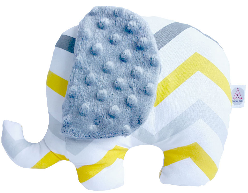 Chevron-Stuffed-Elephant