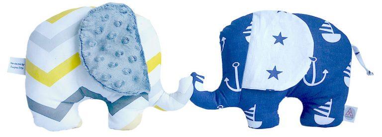Sailor Stuffed Elephant 1
