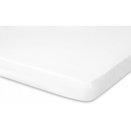 White cotton fitted sheets 1