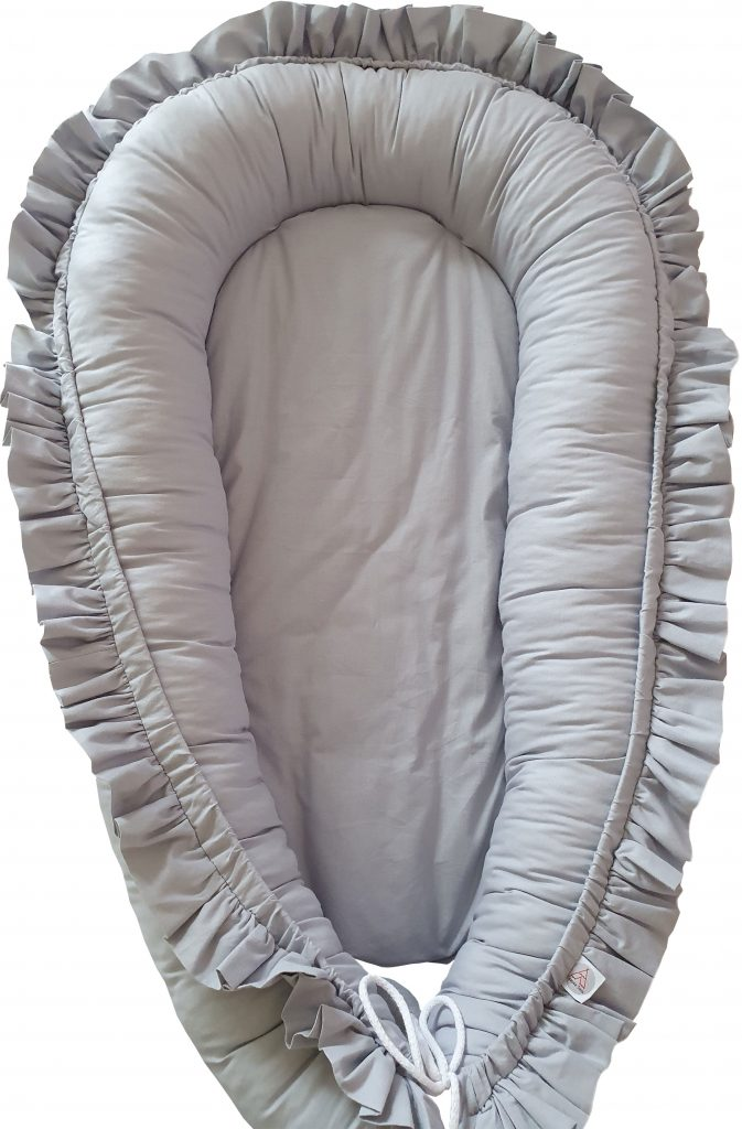 Grey-nest-bed-with-ruffles