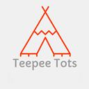 logo teepeetots circle