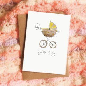 Greeting Card Joy