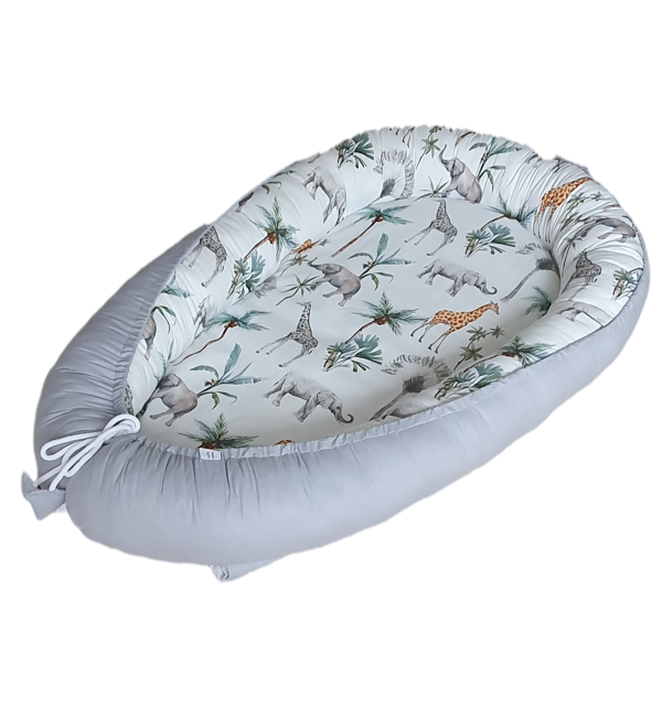Safari nest bed 1